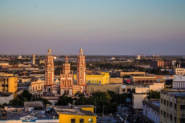 Las vacaciones de fin de año-Barranquilla