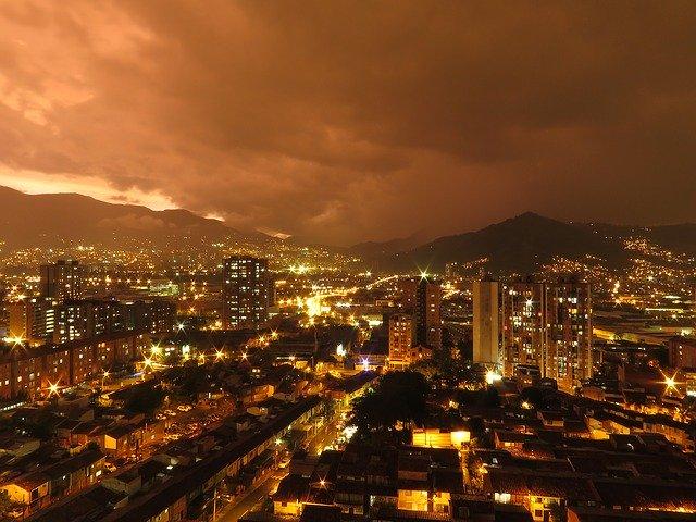 Las vacaciones de fin de año-Medellin